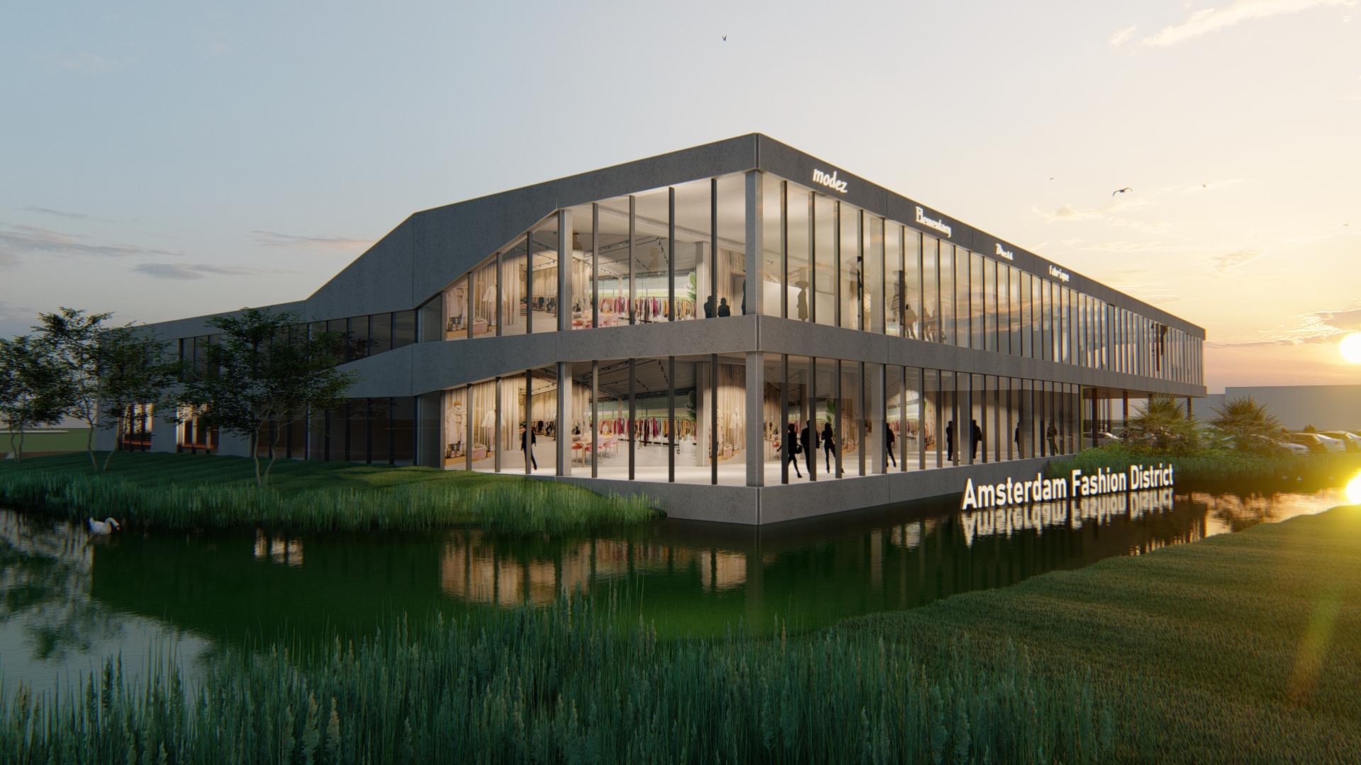 Amsterdam Fashion District