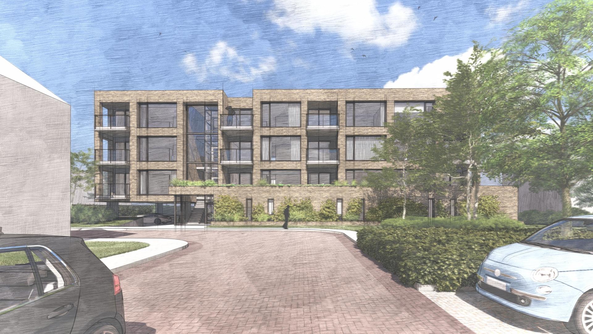 12 appartementen Breda